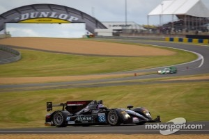 #33 Level 5 Motorsports HPD ARX 03b Honda with Scott Tucker at 24 Hours of Le Mans