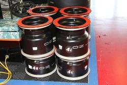 Racing rims