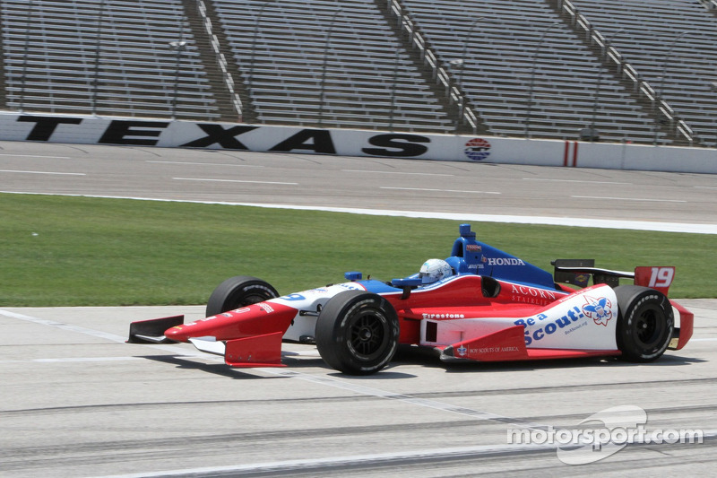 James Jakes, Dale Coyne Racing Chevrolet