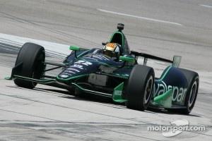Oriol Servia, Panther/Dreyer& Reinbold Racing Chevrolet
