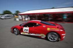 Al Hegyi Ferrari of San Diego 458CS