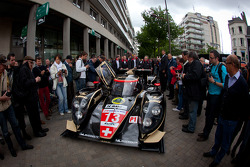 #13 Rebellion Racing Lola B12/60 Coupe Toyota
