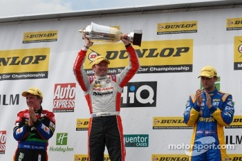 Round 11 Race winner Gordon Shedden