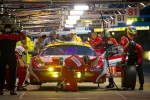#81 AF Corse Ferrari 458 Italia: Piergiuseppe Perazzini, Matt Griffin, Nicola Cadei