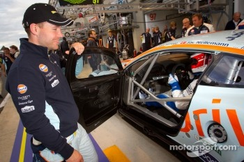 Aston Martin Le Mans Festival: Christoffer Nygaard and Jan Struve