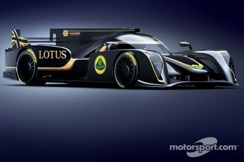 2013 Lotus LMP2