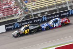 Joe Nemechek and Eric McClure