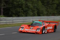 #17 Porsche 962: Christophe d'Ansembourg