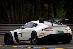 Aston Martin Le Mans Festival: Frank Yu, Tomonobu Fujii