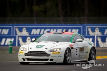 Aston Martin Le Mans Festival: Julian Reddyhough, Desmond Smail