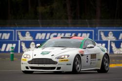 Aston Martin Le Mans Festival: Julian Reddyhough, Desmond Smail
