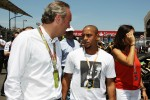Roberto Carlos, Football Player with Fabiana Flosi