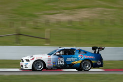 #26 Capaldi Racing/GSP Racing Ford Mustang Boss 302S : Aaron Povoledo