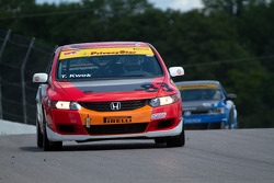 #83 Durabond Racing Honda Civic Si : Tom Kwok
