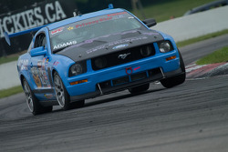 #96 Atlanta Motorsports Group Ford Mustang FR500 C : Brad Adams