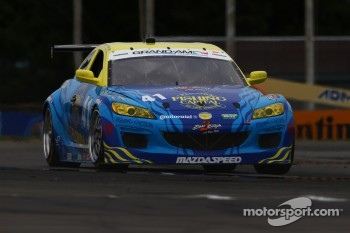 #41 Dempsey Racing Bass2BillFish Mazda RX-8: Charles Espenlaub, Charles Putnam 