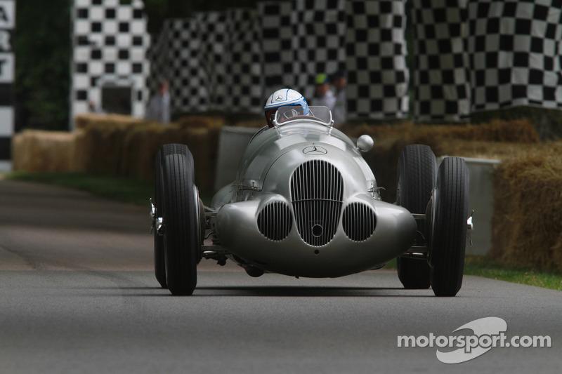 Historical Mercedes
