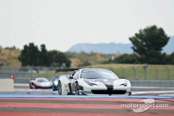 #17 Insight Racing Ferrari 458 Italia: Dennis Andersen, Martin Jensen