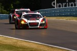 #51 APR Motorsport Motul Audi R8 GRAND-AM: Jim Norman, Dion Von Moltke - #52 APR Motorsport Audi R8 GRAND-AM Audi Sport Customer Racing: Marc Basseng, Frank Stippler