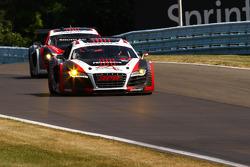 #51 APR Motorsport Motul Audi R8 GRAND-AM: Jim Norman, Dion Von Moltke - #52 APR Motorsport Audi R8 GRAND-AM Audi Sport Customer Racing: Marc Basseng, Frank Stippler