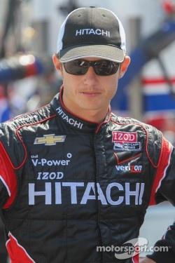 Ryan Briscoe, Team Penske Chevrolet