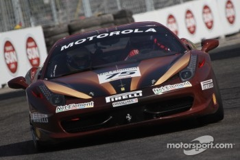 #75 Ferrari of San Diego 458CS: Bob Callahan