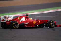 Fernando Alonso, Ferrari spins