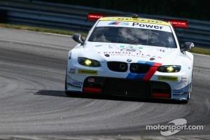 #55 BMW Team RLL BMW E92 M3: Bill Auberlen, Jorg Müller