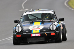 #21 Porsche 930 Turbo: Philippe Hottinger