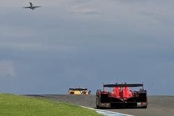 #66 JMW Motorsport Ferrari 458 Italia: Jonny Cocker, Allan Simonsen