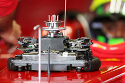 Steering wheel for Felipe Massa, Scuderia Ferrari