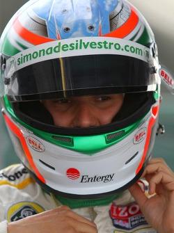 Simona de Silvestro, HVM Racing Lotus