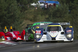 #20 Dyson Racing Team Inc.: Tony Burgess, Eric Lux