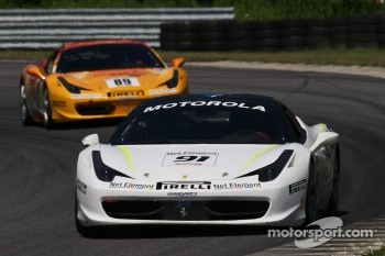 #91 Ferrari of Ft. Lauderdale 458CS:  Guy Leclerc