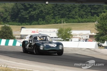 #17 1964 Ginetta G4R: Najeeb Khan 