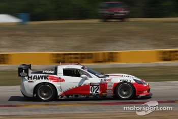 #02 2006 Corvette: Mike Skeen