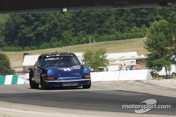 #14 1973 Porsche 911RS: Tom Treffert 