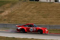 #55 1974 Porsche 911 RSR: Steve Sanett