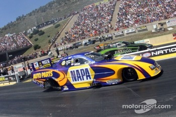 Ron Capps and Alexis Dejoria