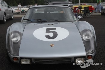 This car did not race. Porsche 904