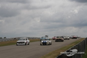 Group PVGP Le Mans start