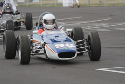 #93, 1969 Merlyn Formula Ford Mk 17, James Van Deurzen