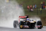 Daniel Ricciardo, Scuderia Toro Rosso in the wet