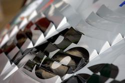 #1 Mola Nissan GT-R car detail