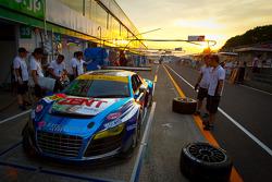 SUPERGT: #21 Hitotsuyama Racing Audi R8 LMS