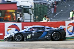 #60 Von Ryan Racing McLaren MP4-12C GT3: Julien Draper, Matt Draper, Stephen Jelley, Stef Dusseldorp