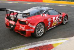 #59 Vita4One Team Italy Ferrari 458 Italia: Alessandro Bonetti, Andrea Ceccato, Michael Lyons, Filip Salaquarda