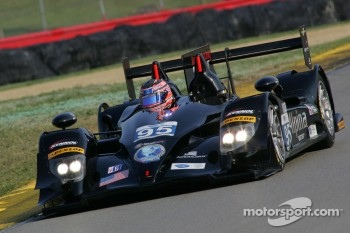 #95 Level 5 Motorsports HPD ARX-03b: Scott Tucker, Luis Diaz