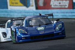 Antonio Garcia starts P2 #90 Spirit of Daytona