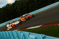 # 42 Team Sahlen TheRaceSite.Com Mazda RX-8: Wayne Nonnamaker, Joe Nonnamaker  -- # 49 Team Sahlen TheRaceSite.Com Mazda RX-8: Will Nonnamaker, Joe Sahlen